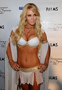 Jenny McCarthy Hosts 4th Annual Midsummer Night's Dream At Palms