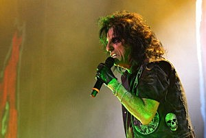 Alice Cooper Plays Brisbane