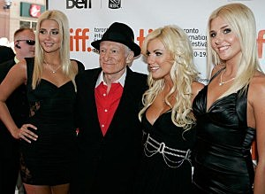 """Hugh Hefner: Playboy, Activist And Rebel"" Screening - TIFF 2009"