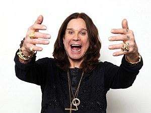 Ozzy Osbourne - Portrait Session