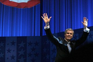 """You're Welcome America. A Final Night with George W. Bush"""