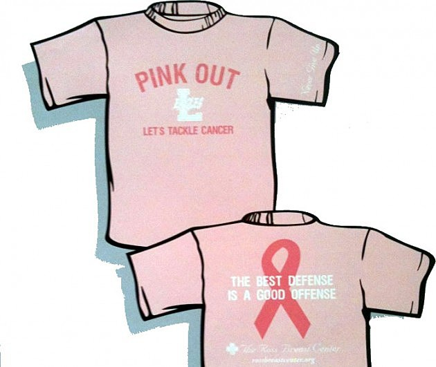 Pink Out Tshirt