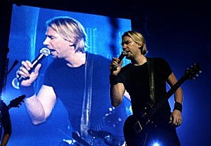 Nickelback Play Sydney
