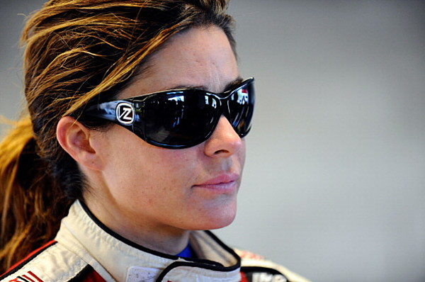 Check Out NASCAR's Hot New Competitor: Maryeve Dufault