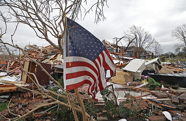 Texas Residents Begin Recovery After Tornadoes Create Path of Destruction